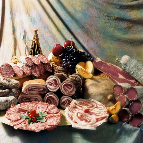 salumi vaneti, salsiccia, pancetta